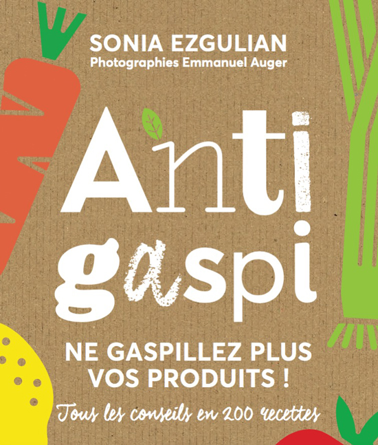 Anti-Gaspillage Couverture